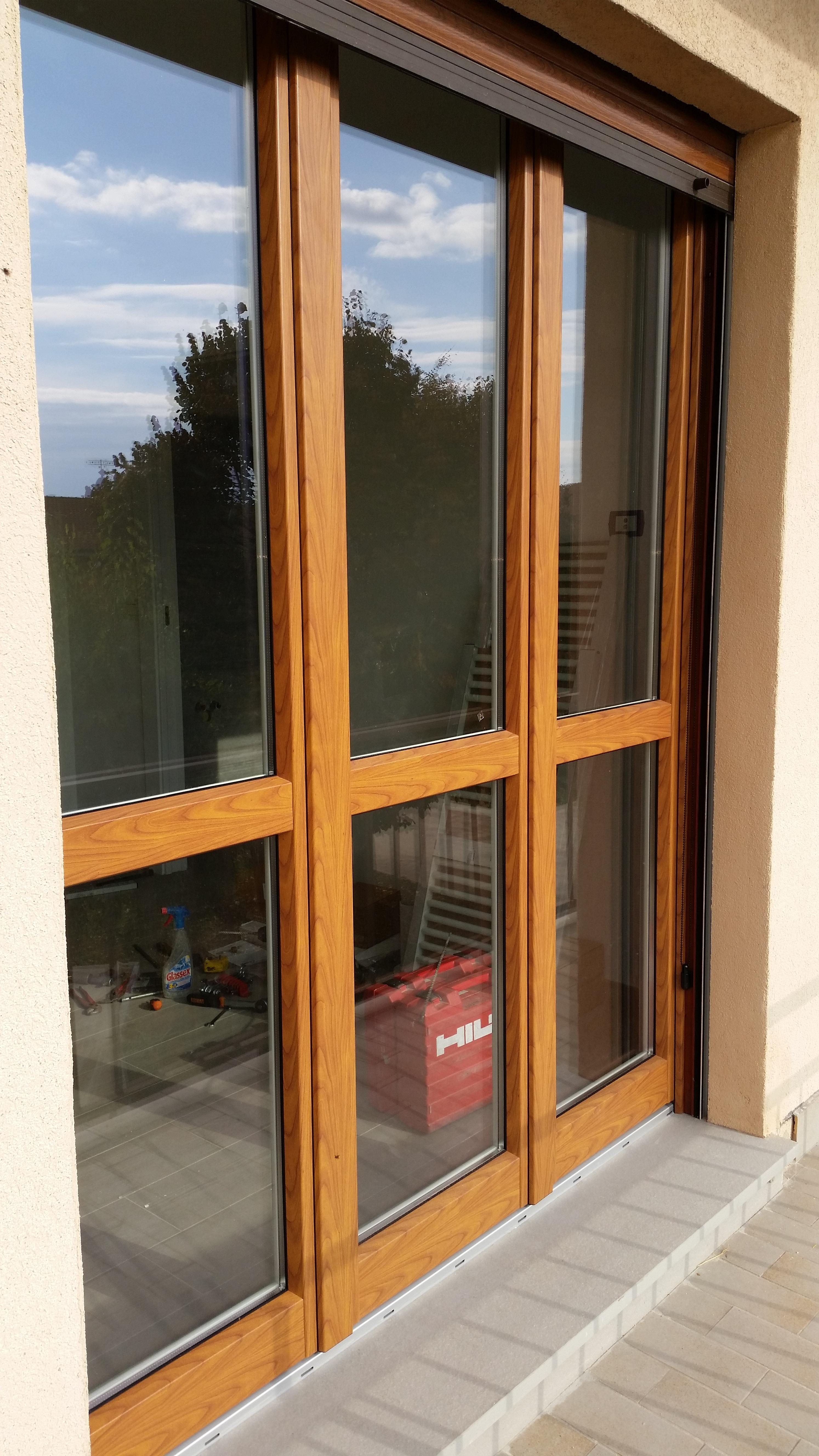Serramenti legno alluminio fdr design for Serramenti legno