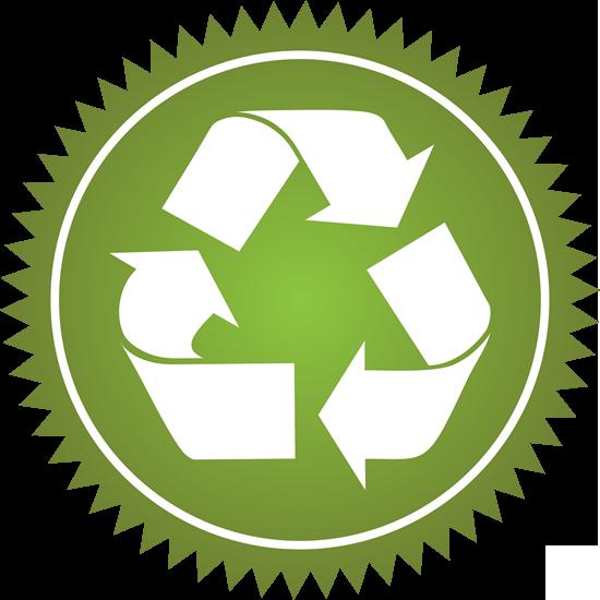 Logo riciclo.