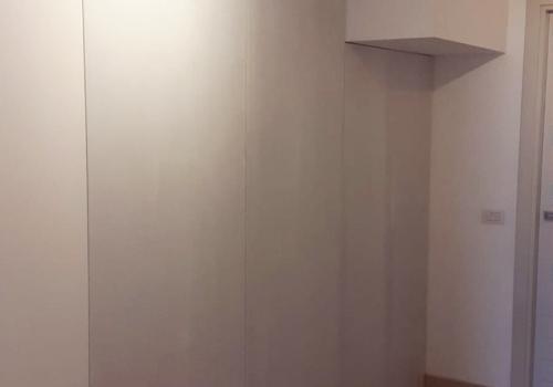 Armadio a muro su misura