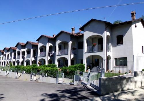 Villette a schiera: serramenti, persiane, porte blindate, porte interne