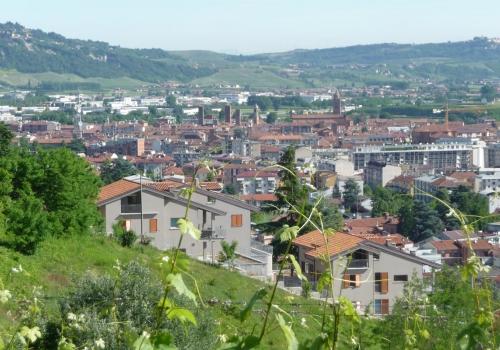 Ville collina di Alba